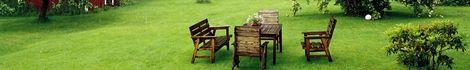 Sommar Trädgårdsmöbler